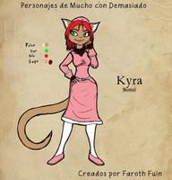 Kyralish VonKraden by FarothFuin