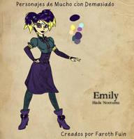 Emily by FarothFuin