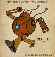 PD-15 by FarothFuin