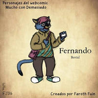 Fernando by FarothFuin