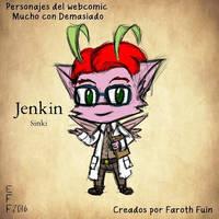 Jenkins by FarothFuin