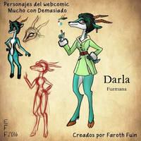 Darla by FarothFuin