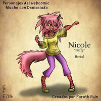 Nicole by FarothFuin