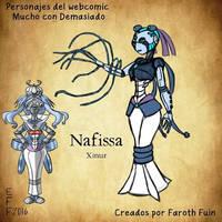 Nafissa by FarothFuin