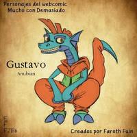 Gustavo by FarothFuin