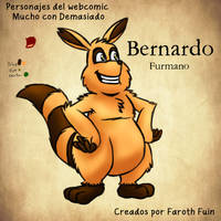 Bernardo by FarothFuin