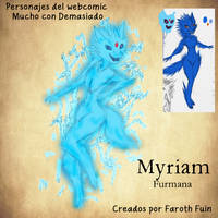 Myriam by FarothFuin