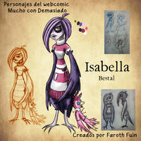 Isabella by FarothFuin