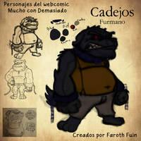 Cadejos by FarothFuin
