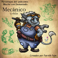 Mecanico by FarothFuin