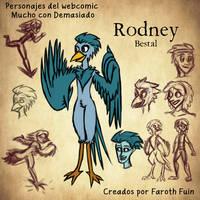Rodney by FarothFuin