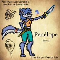 Penelope by FarothFuin
