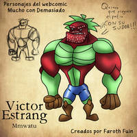 Victor by FarothFuin