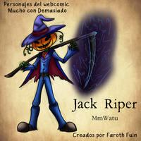 Jack by FarothFuin