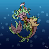 Mermay 07 - Aurora by FarothFuin