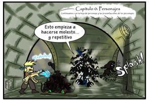 El Retorno de los Innombrables - Sesion 02 by FarothFuin