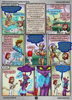 McD: Cap 4 - Pag 13: Xinurs y Myriam by FarothFuin