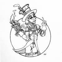 020 - Steampunk by FarothFuin