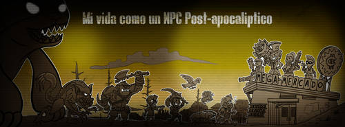 Faroth NPC post apocaliptico
