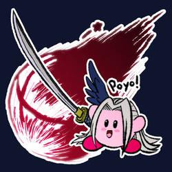 One-Winged Angel Kirby