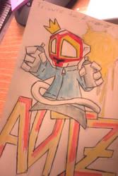 tribute to Antz 81