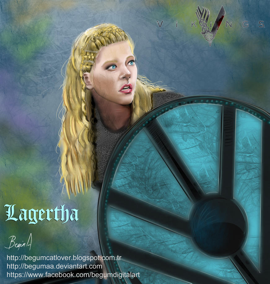 Lagertha by begumaa