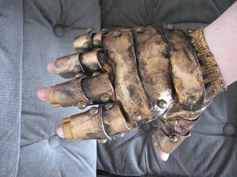 Steampunk Hand WIP