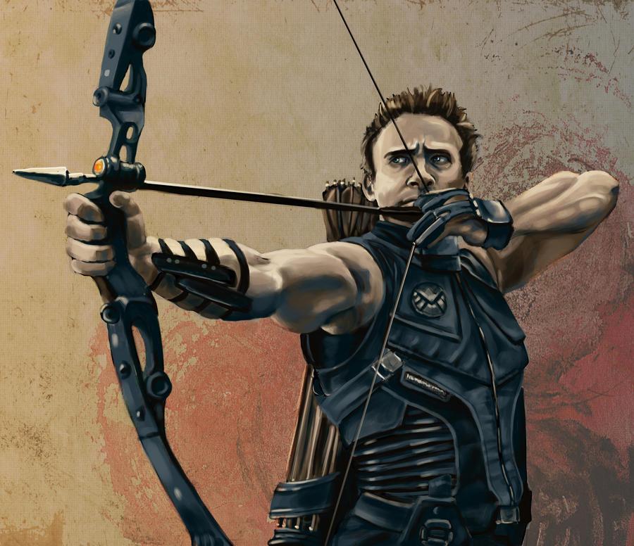 Hawkeye by SeraphimSeranade