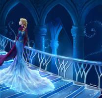Frozen by dreamfield92