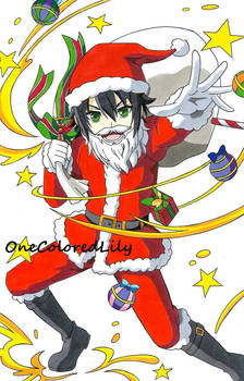 Christmas 2016 -- Seraph of the End