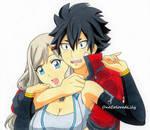 Shiki and Rebecca