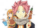 Natsu and Lucy (17)