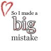 Big Mistake, 1 by bluasylum