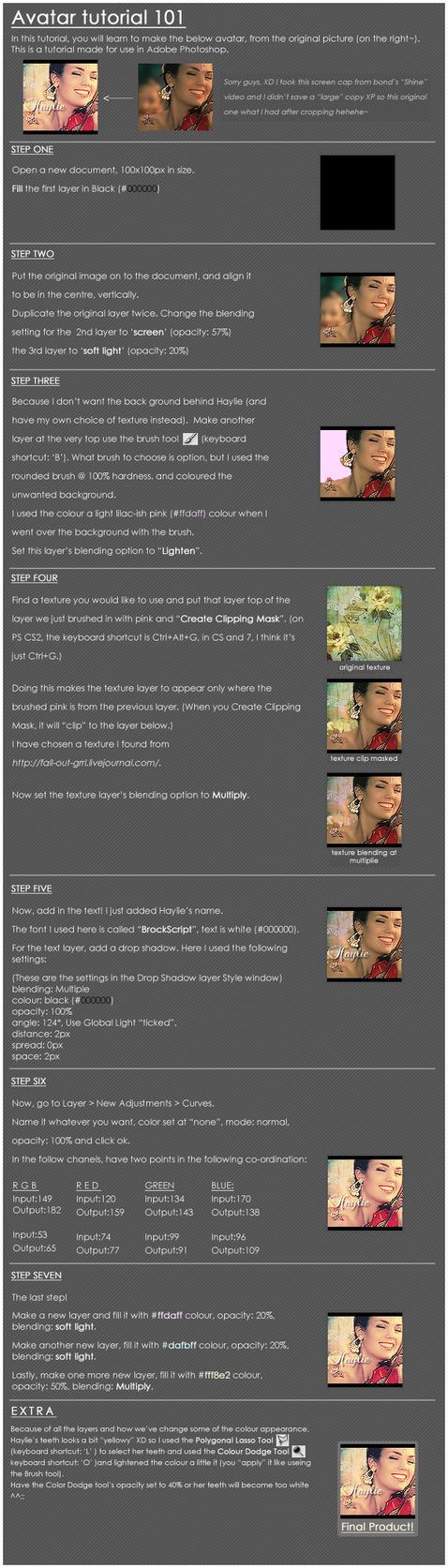 Avatar tutorial by choyan on deviantart avatar tutorial by choyan baditri Images