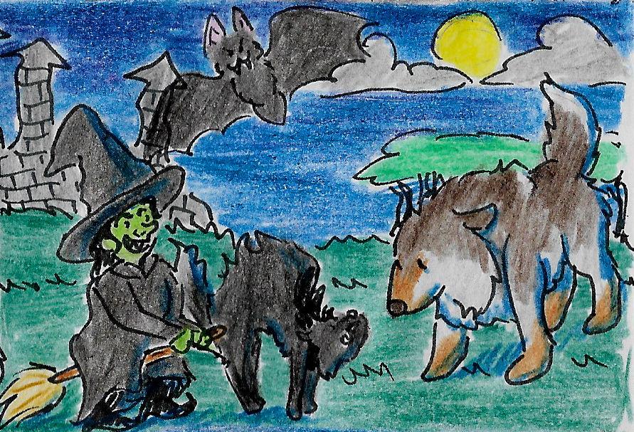 201021 Halloween Raffle4
