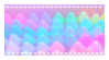 pastel crayon stamp by P4ND4-ST4R