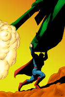 Action Comics '2011' 'FINAL' by Karbacca
