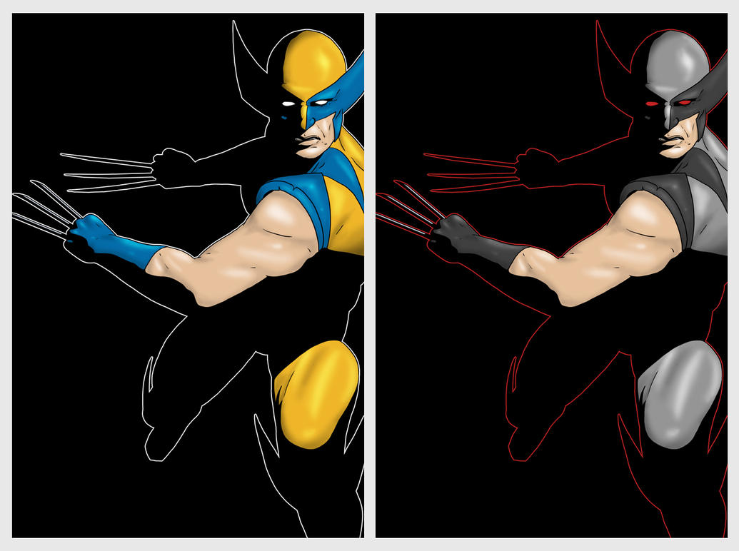 Wolverine Final Colors by Karbacca