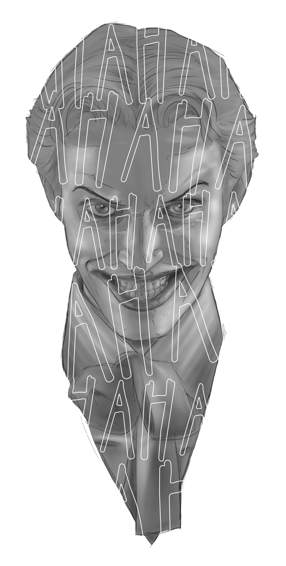 The Joker by Karbacca