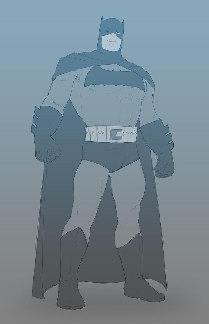 The Batman by Karbacca