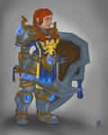 Dwarf Warrior Gia FINAL