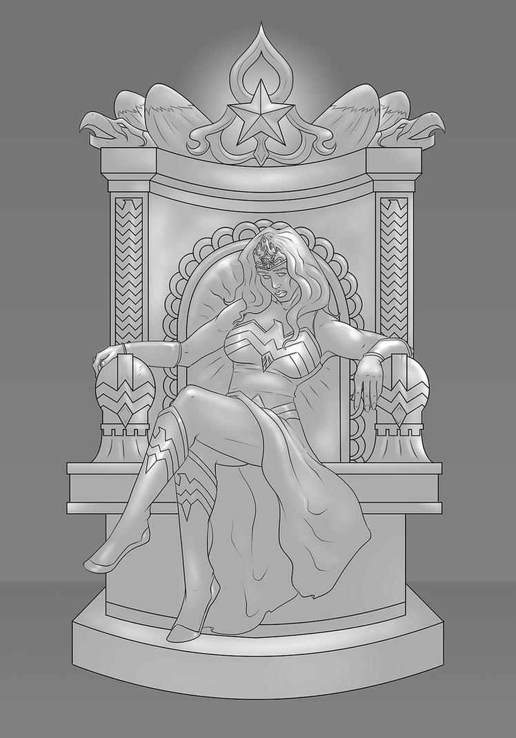 Wonder Queen by Karbacca