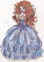 Designer Merida by sophiesmile