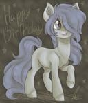 Happy (early) Birthday!