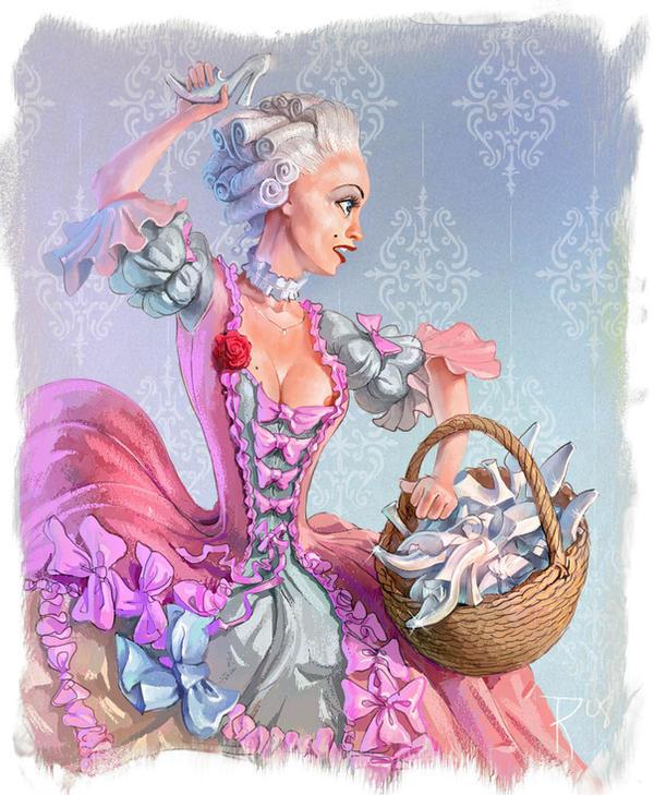 Cinderella by Waldemar-Kazak