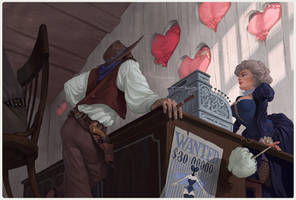Heart's shop by Waldemar-Kazak