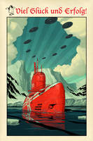 NY card by Waldemar-Kazak