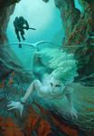 Hunting on mermaid