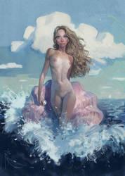 Afroditka by Waldemar-Kazak