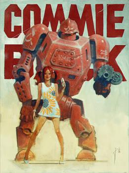 Totalitary robot